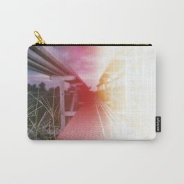 Bleached Bleachers Carry-All Pouch