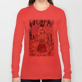 Gaga's Teaparty Long Sleeve T-shirt