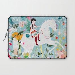 Storybook Horse Laptop Sleeve