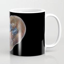 Platypus Romance Coffee Mug