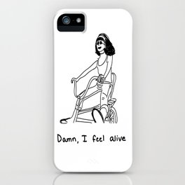 Alive iPhone Case