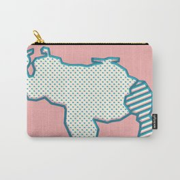 Mapa de Venezuela Carry-All Pouch