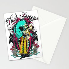 Dead serious Stationery Cards