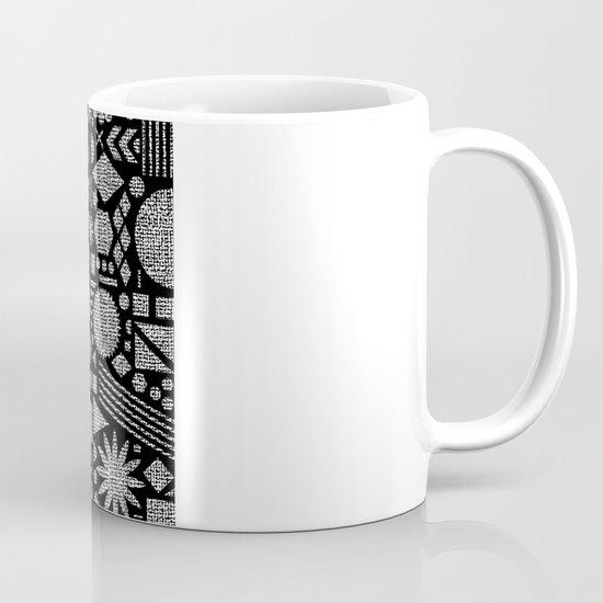 Modern Elements with Black. Mug