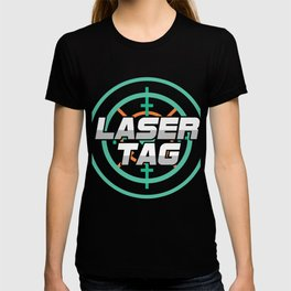 Tag Game Team Laser Guns Fire Shooting Infrared Beam Gift Laser Tag T-shirt