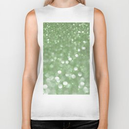 Holiday Mint Biker Tank