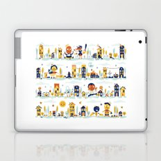 Crazy Seasons Laptop & iPad Skin