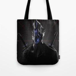Cyborg Tote Bag