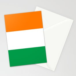 Flag of the Republic of Ireland Stationery Cards
