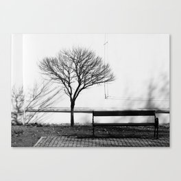 unnamed spring Canvas Print