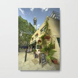 Tower Tavern  Metal Print