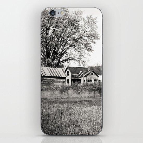Rustic Rural iPhone & iPod Skin