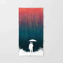 Meteoric rainfall Hand & Bath Towel