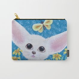 Little Fennec Fox Carry-All Pouch