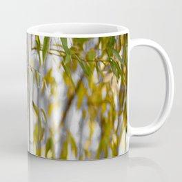 Bambuswald abstrakt Coffee Mug