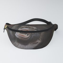 THE MISSING 2 PERCENT Fanny Pack
