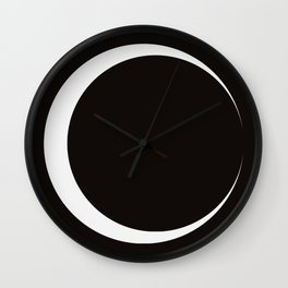 Flame of the End Wall Clock