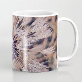 Dew On Dandelion Coffee Mug
