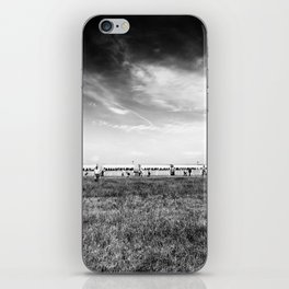 Fields of the Elysium Locomotive iPhone Skin