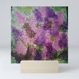 Lilac dreams Mini Art Print