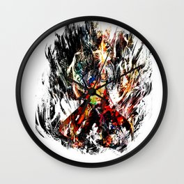 Kamina Wall Clock