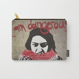I Am Dangerous Carry-All Pouch