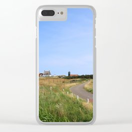 north holland romantic Clear iPhone Case