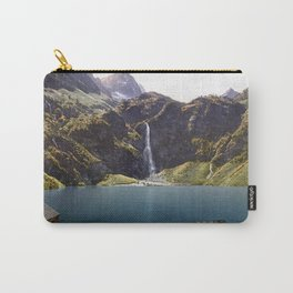 The Lake of Oô, Luchon, Pyrenees, France Carry-All Pouch