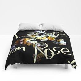 La Vie En Rose Comforters