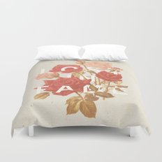 Lost In Fame II Duvet Cover