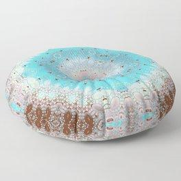 Mandala Illusions Floor Pillow