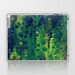 Under the Sea Algae Flow Laptop & iPad Skin