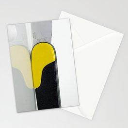 West German Steel Stationery Cards