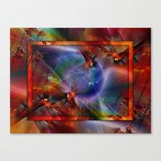 Astral Fantasy Canvas Print
