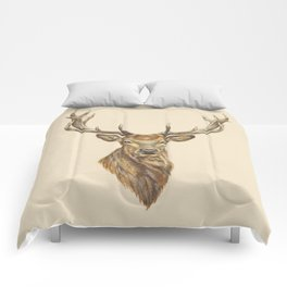 Red Stag Comforters