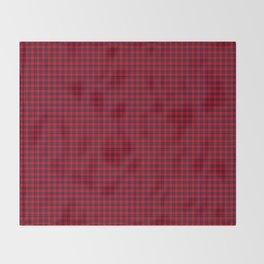 Leslie Tartan Throw Blanket