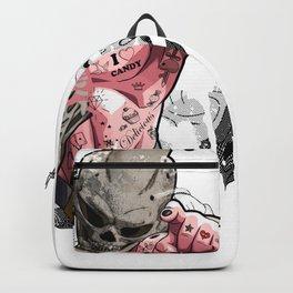 MAJIN SKULL Backpack