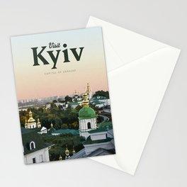 Visit Kyiv Stationery Cards