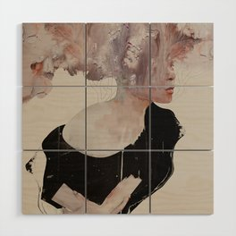 Untitled 03 Wood Wall Art