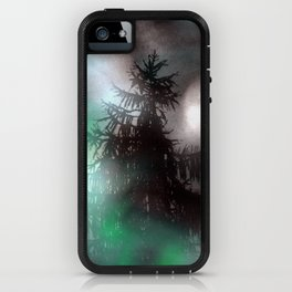 The Mneme Tree iPhone Case