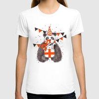 birthday T-shirts featuring Happy Birthday by Tobe Fonseca