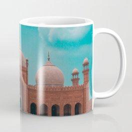 The Badshahi Mosque, Lahore, Pakistan Coffee Mug