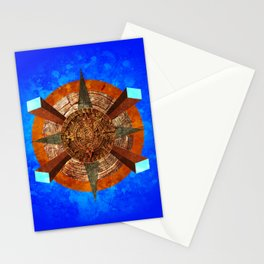 Silly Mayans Stationery Cards