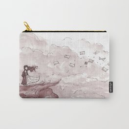 Letters from the Edge of the World Carry-All Pouch