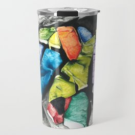 Carnivale Rocks Travel Mug