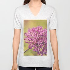 Alliums Unisex V-Neck