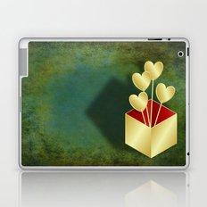 Presenting you my hearts Laptop & iPad Skin