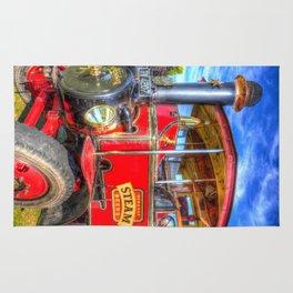 Foden Steam Lorry Rug