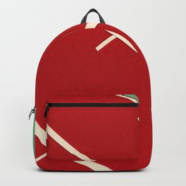 Running Track Backpack