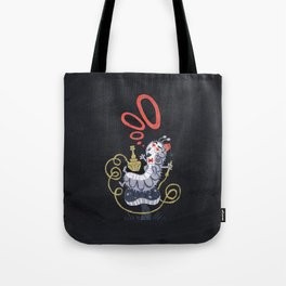 Caterpillar - Alice in Wonderland Tote Bag
